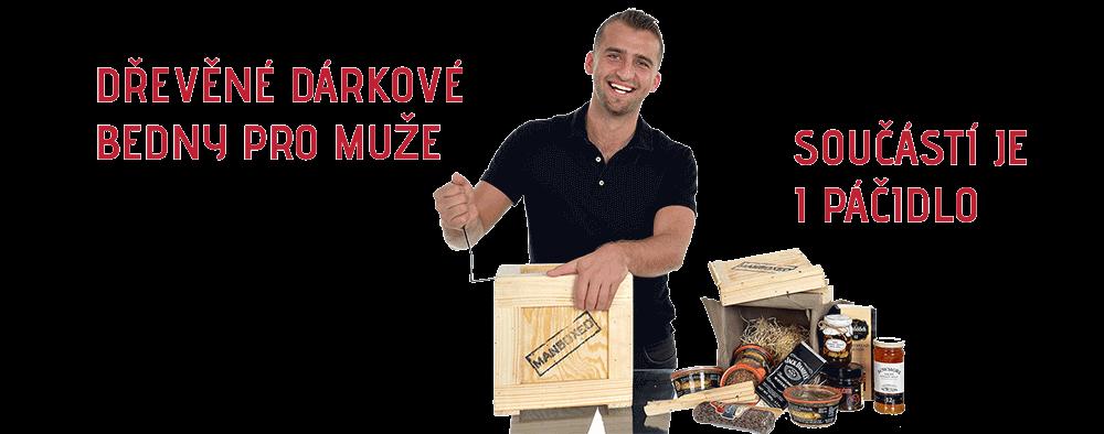 manboxeo.cz - dárky pro muže