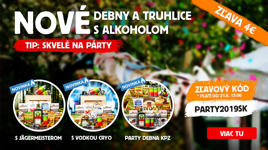 Party debny a truhlice