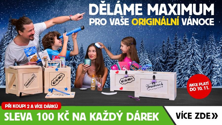 Vánoční kampaň pouze CZ (14-20.10.)