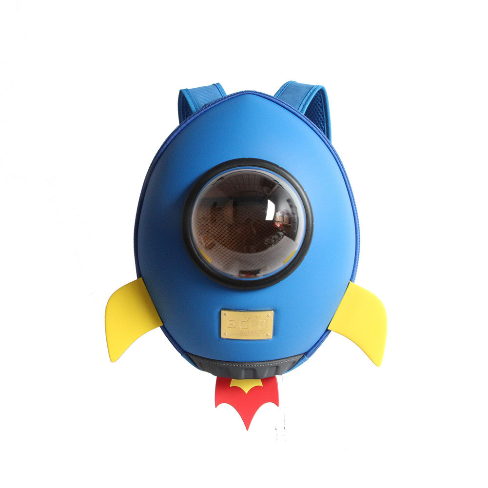 Batůžek Modrá raketa