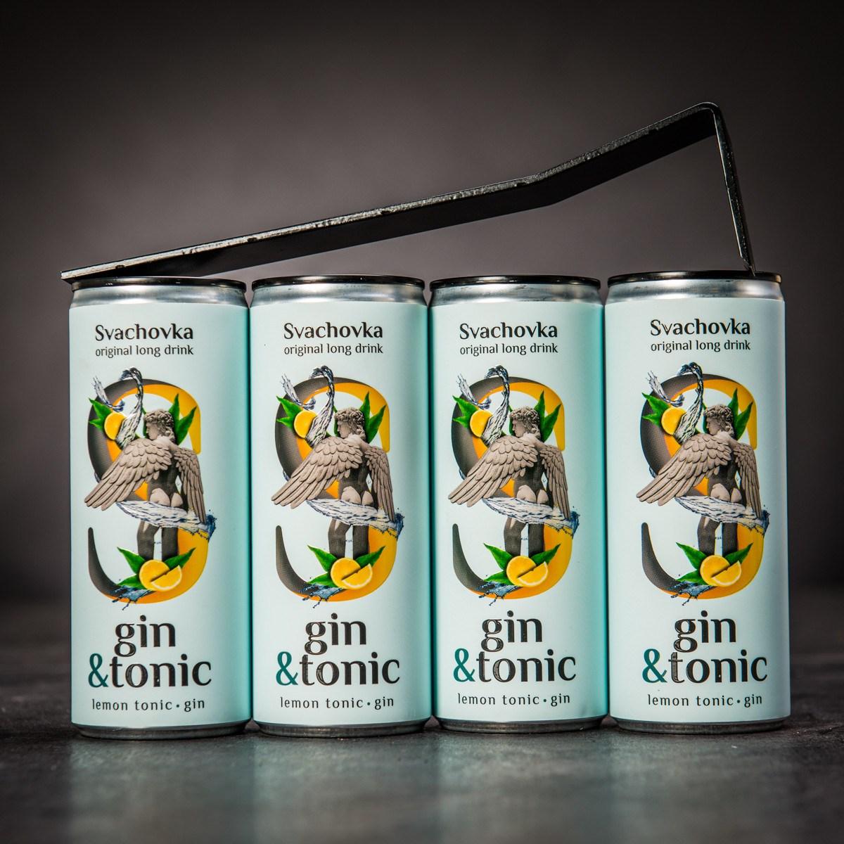 Bedna KPZ s Gin Tonic