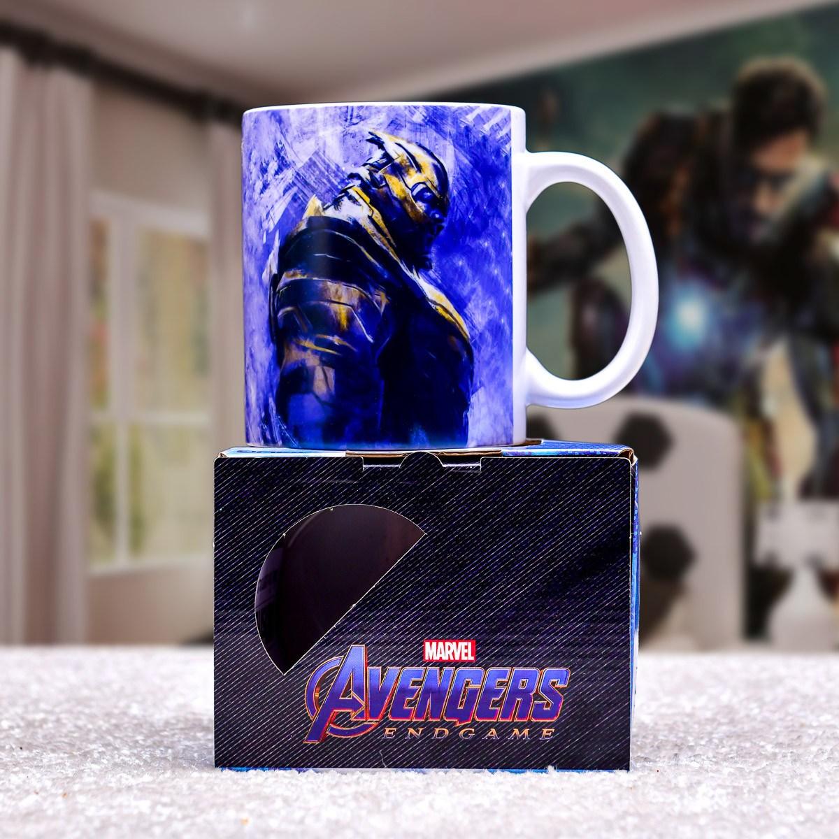 Iron Man vs. Thanos Kidboxeo XXL