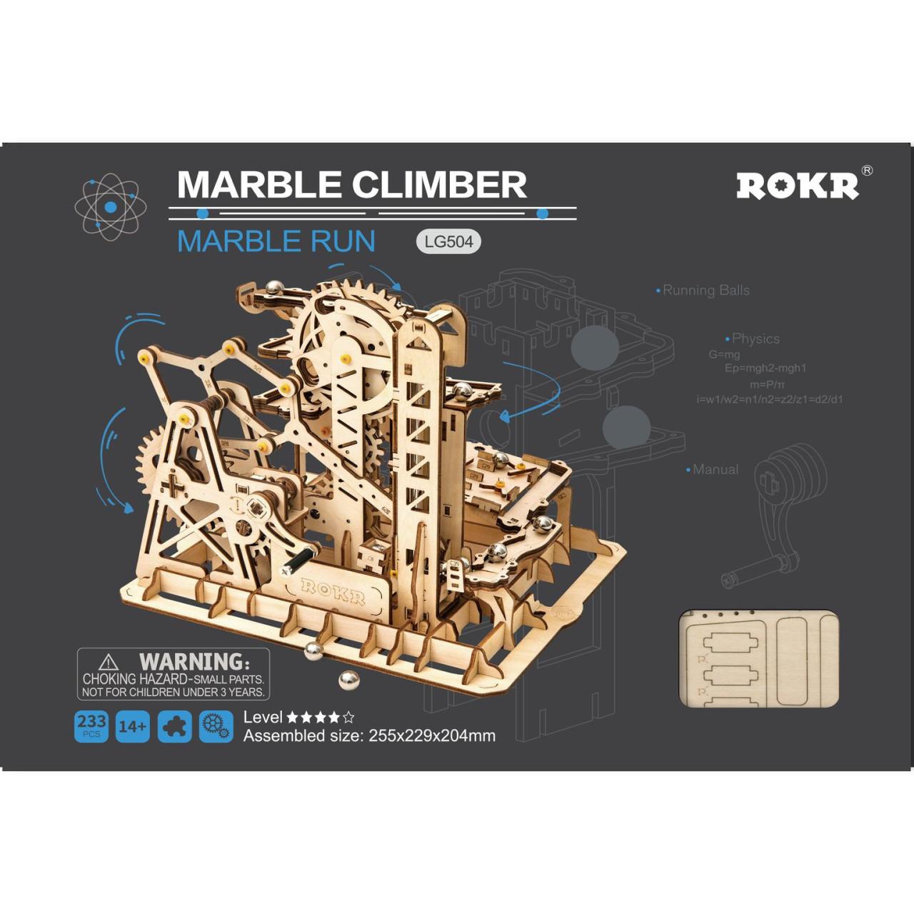RoboTime Marble Climber