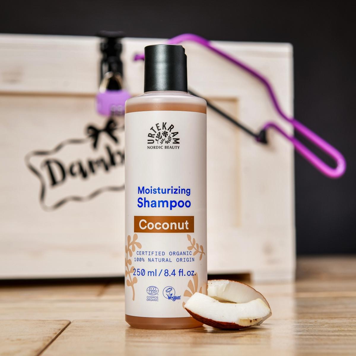 Truhla s dámskou kosmetikou MIX - kokos + arganový olej