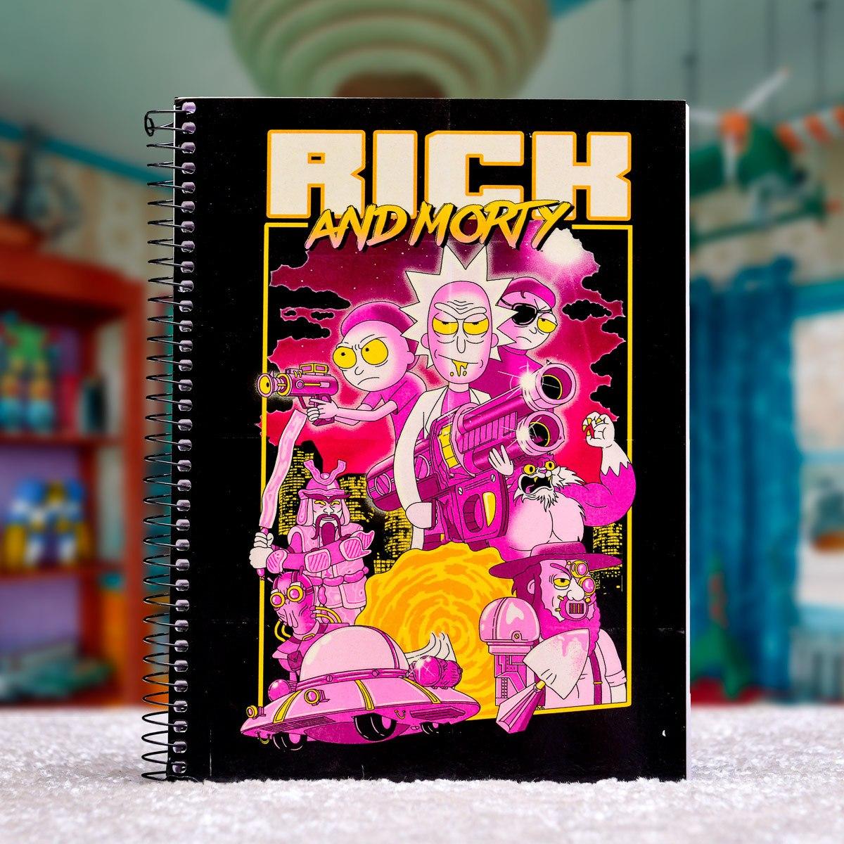 Rick & Morty Kidboxeo XXL