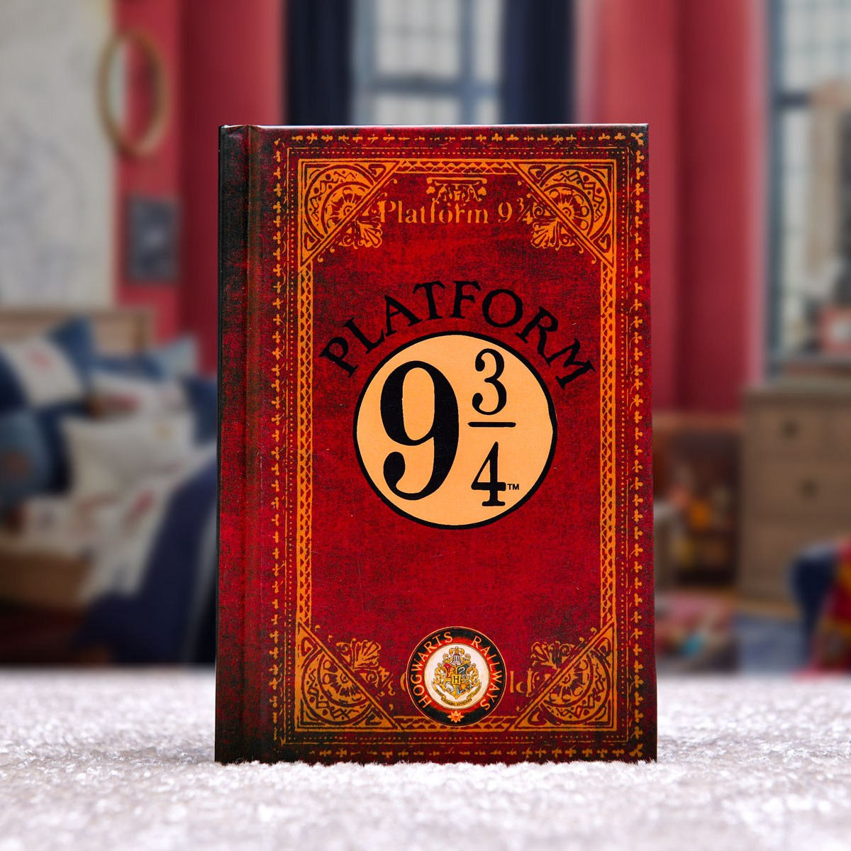 Zápisník Harry Potter Platform 9 3/4 - A6