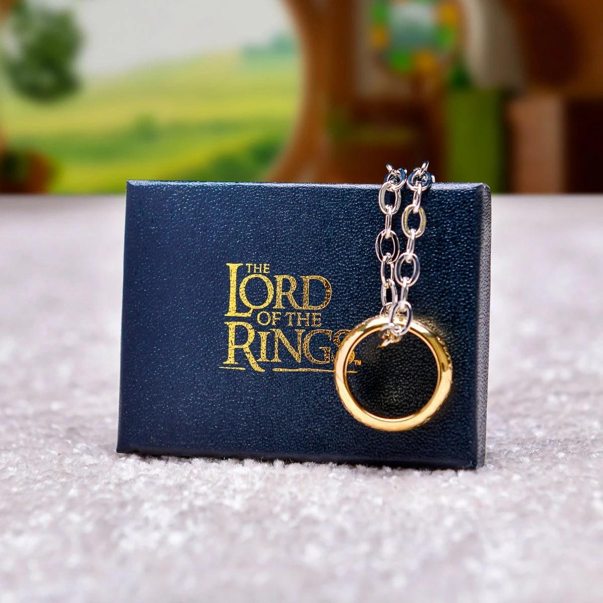 Bedna pro fanouška Pána prstenů