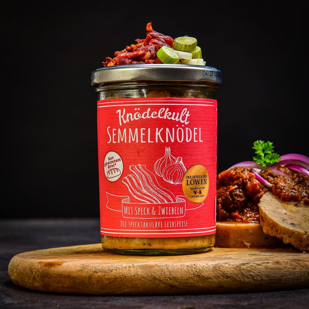 Bedna plná německého masa