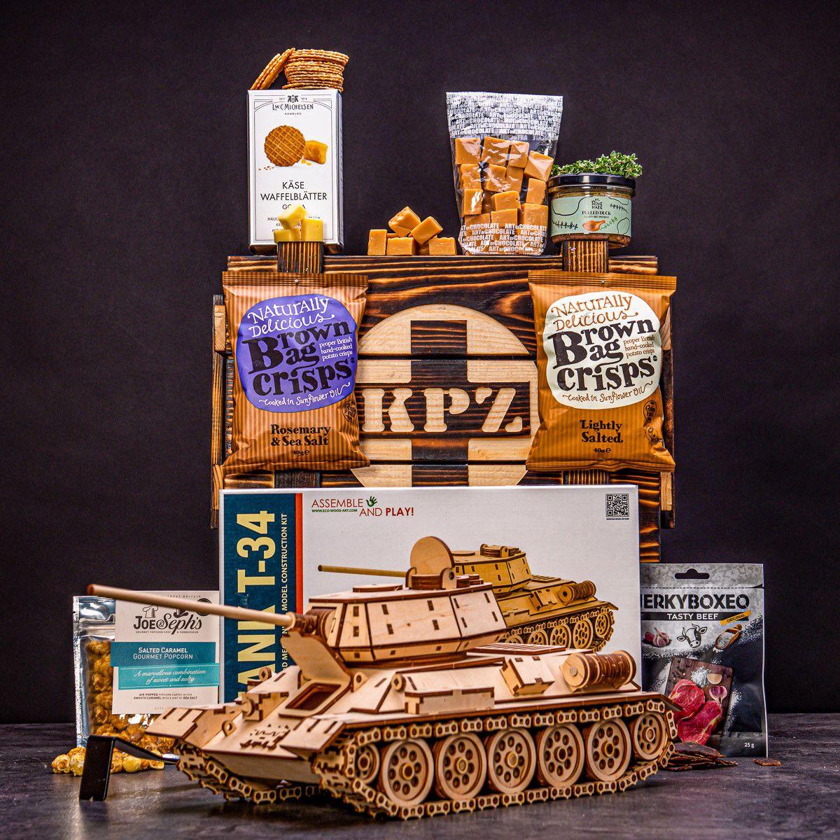 KPZ Tank T-34