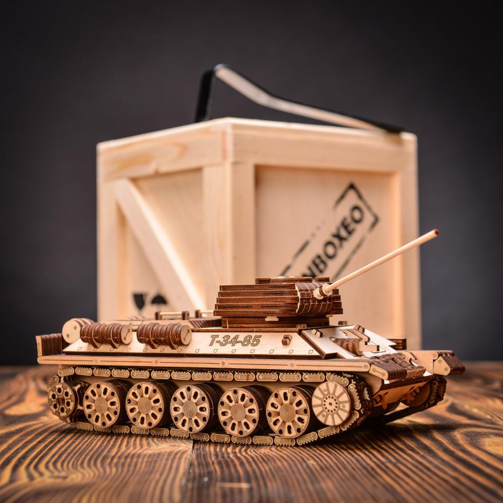 Bedna Tank T-34-85