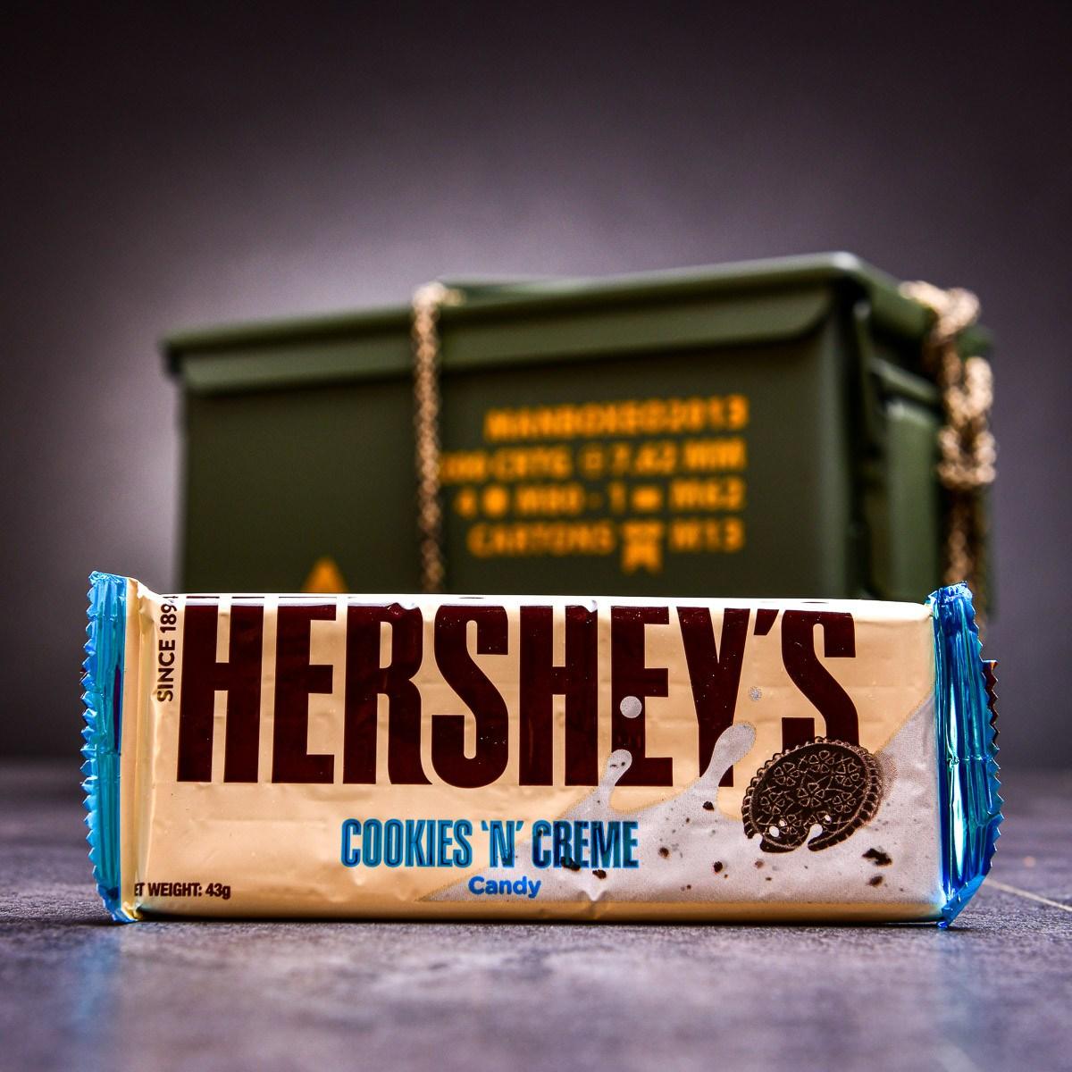 Armyboxeo plné sladkostí