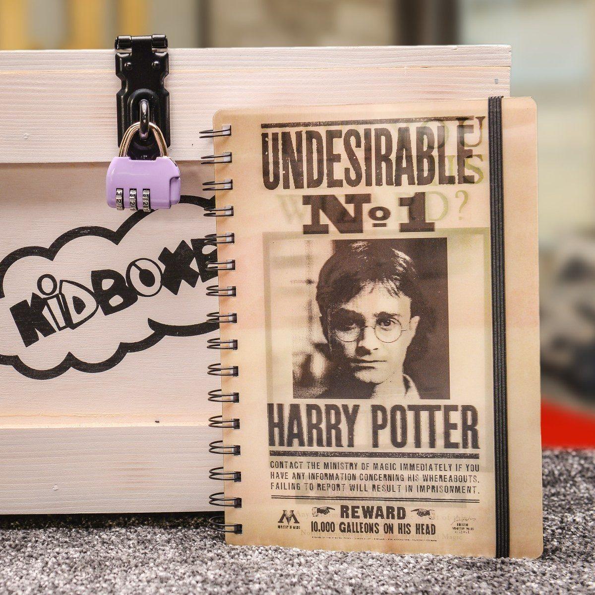 Harry Potter dívčí Kidboxeo