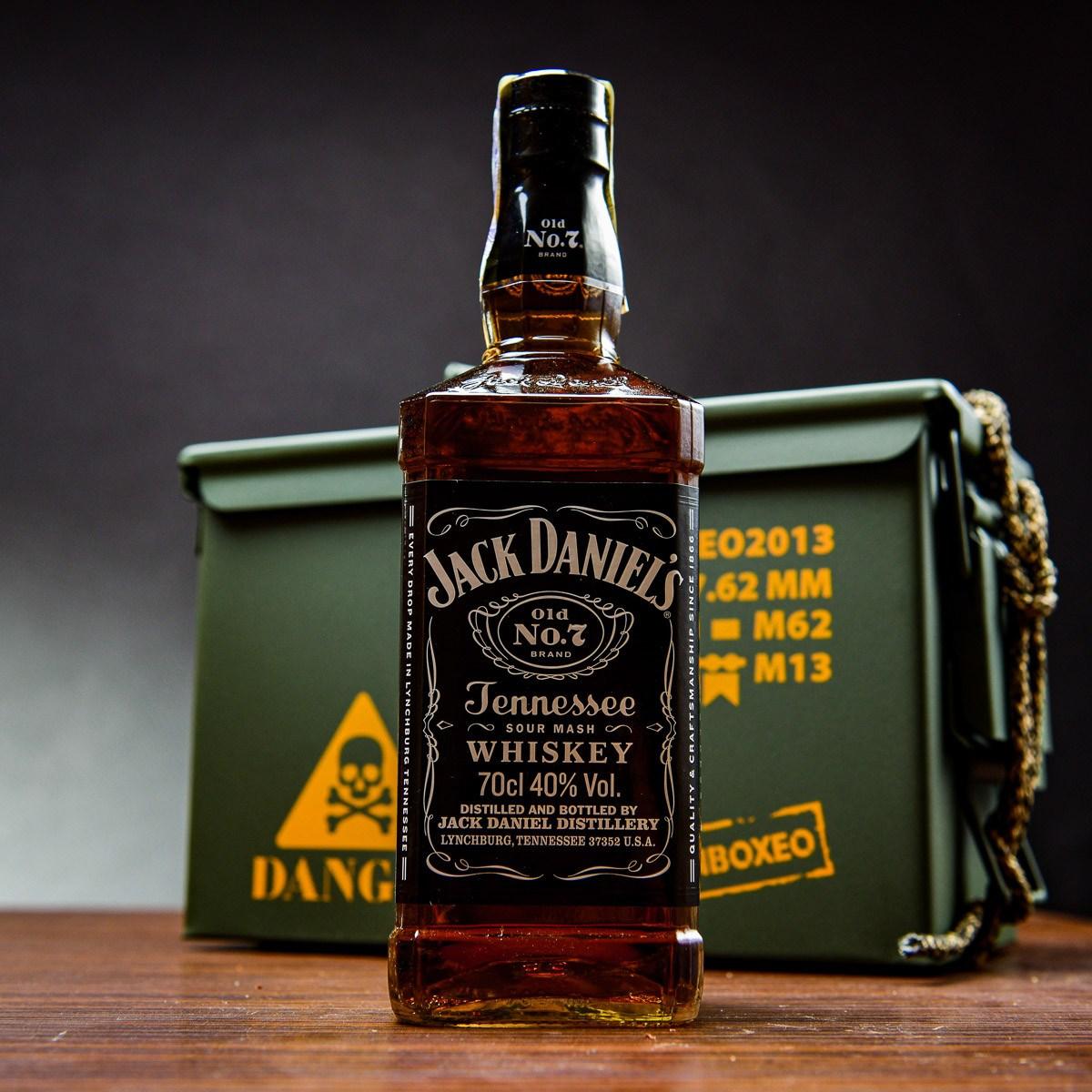 Armyboxeo Jack Daniel's