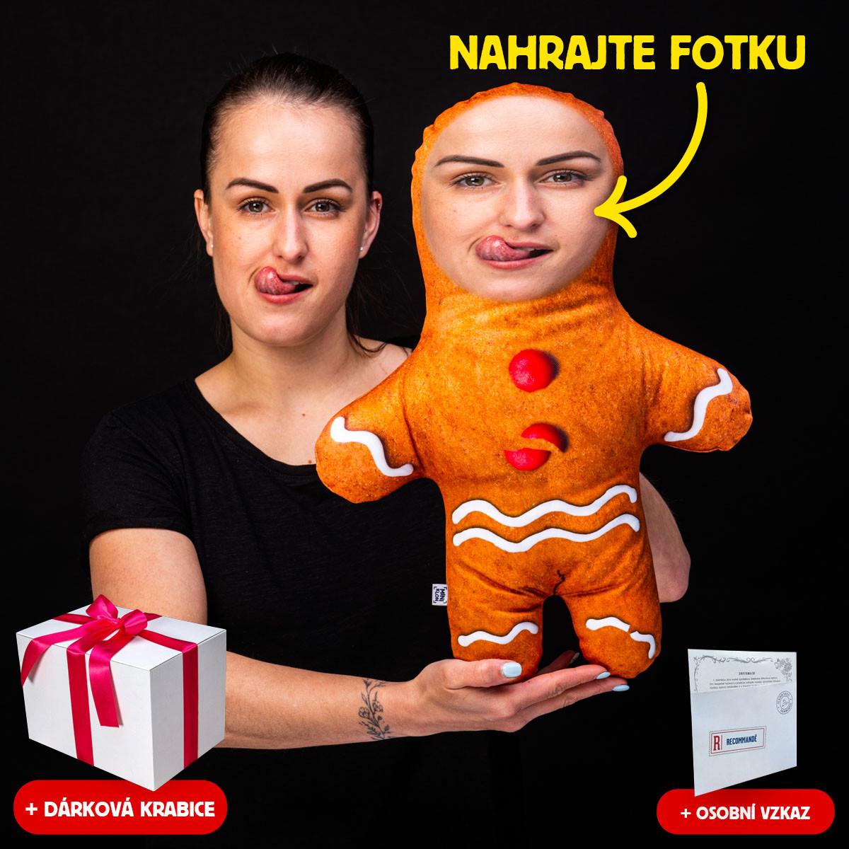MiniKlon Paní Perníčková v dárkové krabici
