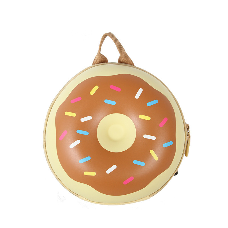 Batůžek Donut s čokoládovou polevou