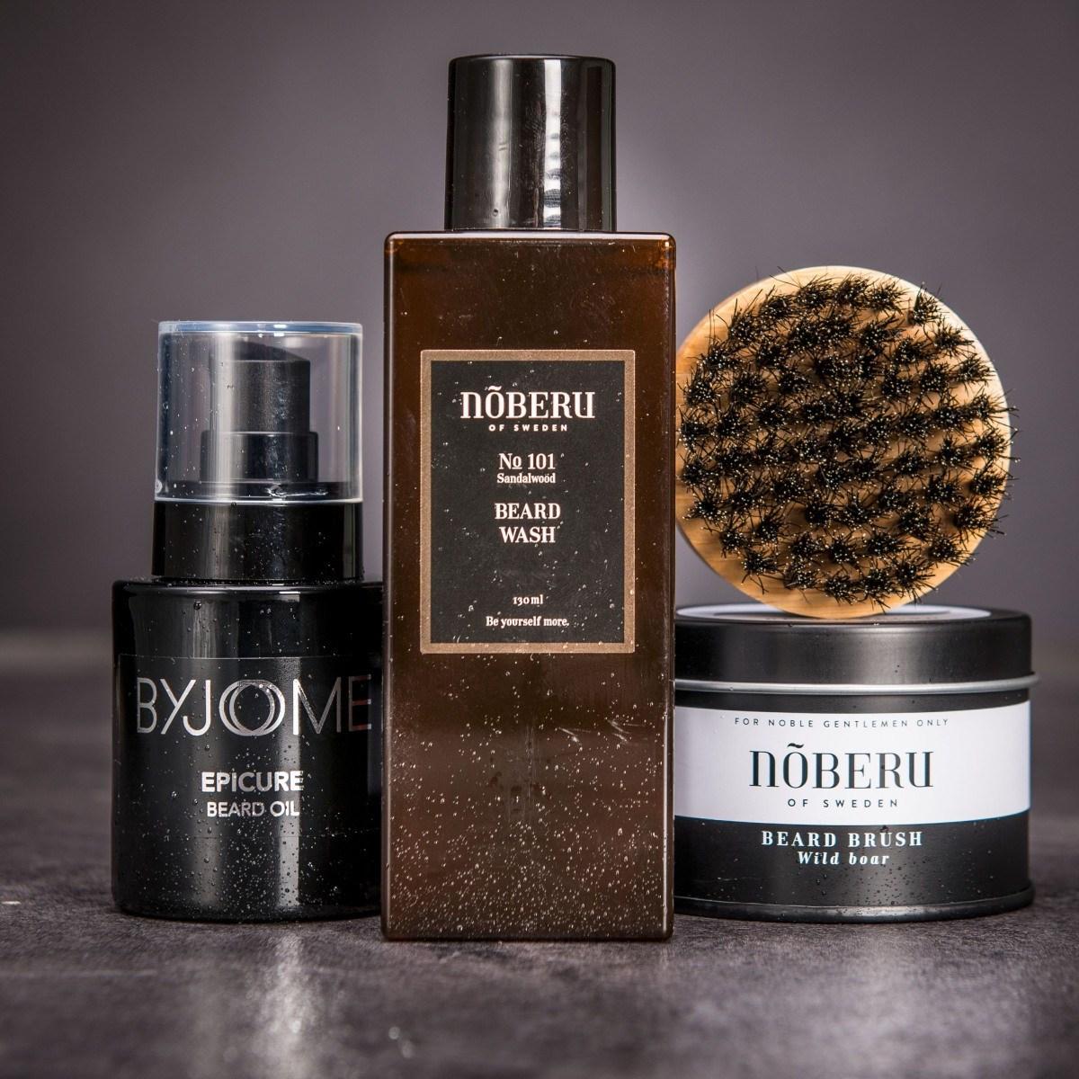 Set s luxusní péčí o vousy