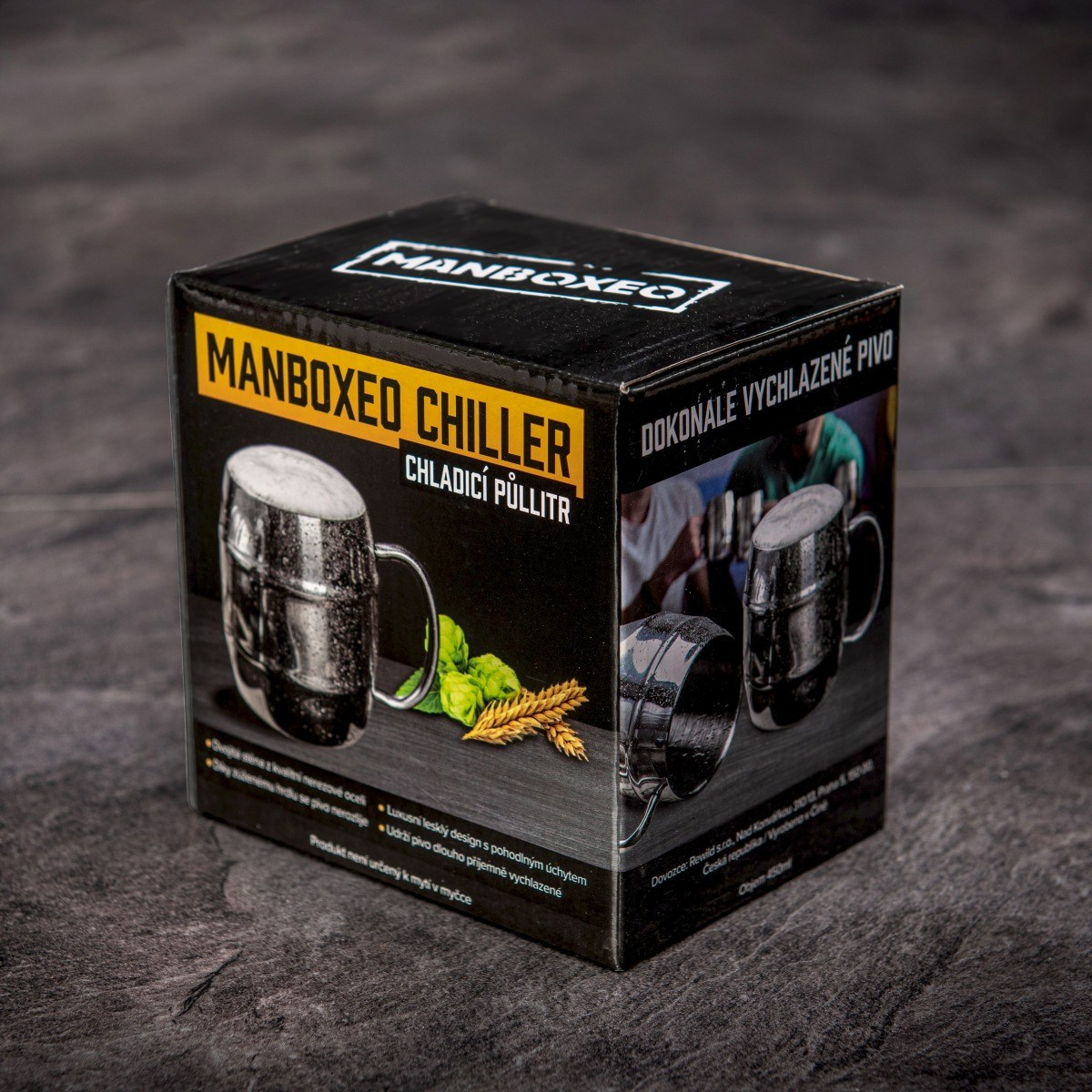 Chladicí půllitr Iron Chiller