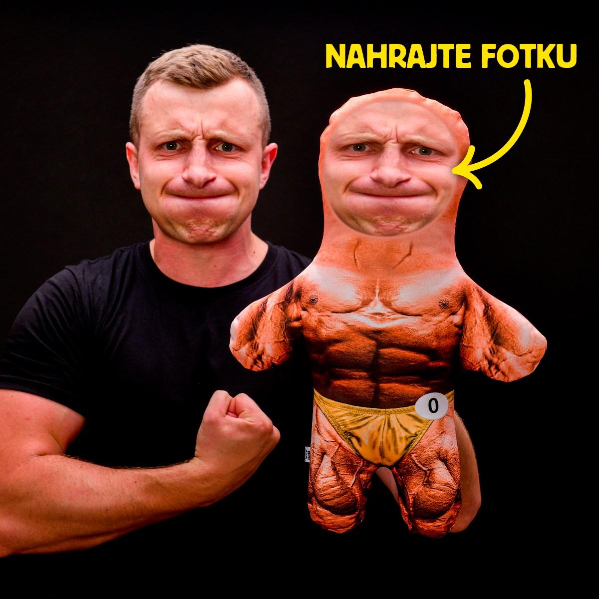 MiniKlon Nařachaný kulturista