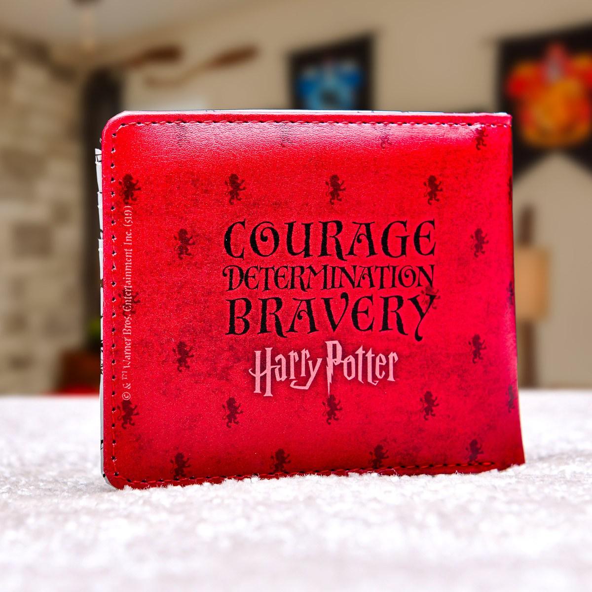 "Peněženka HARRY POTTER - Wallet ""Gryffindor"" - Vinyl"
