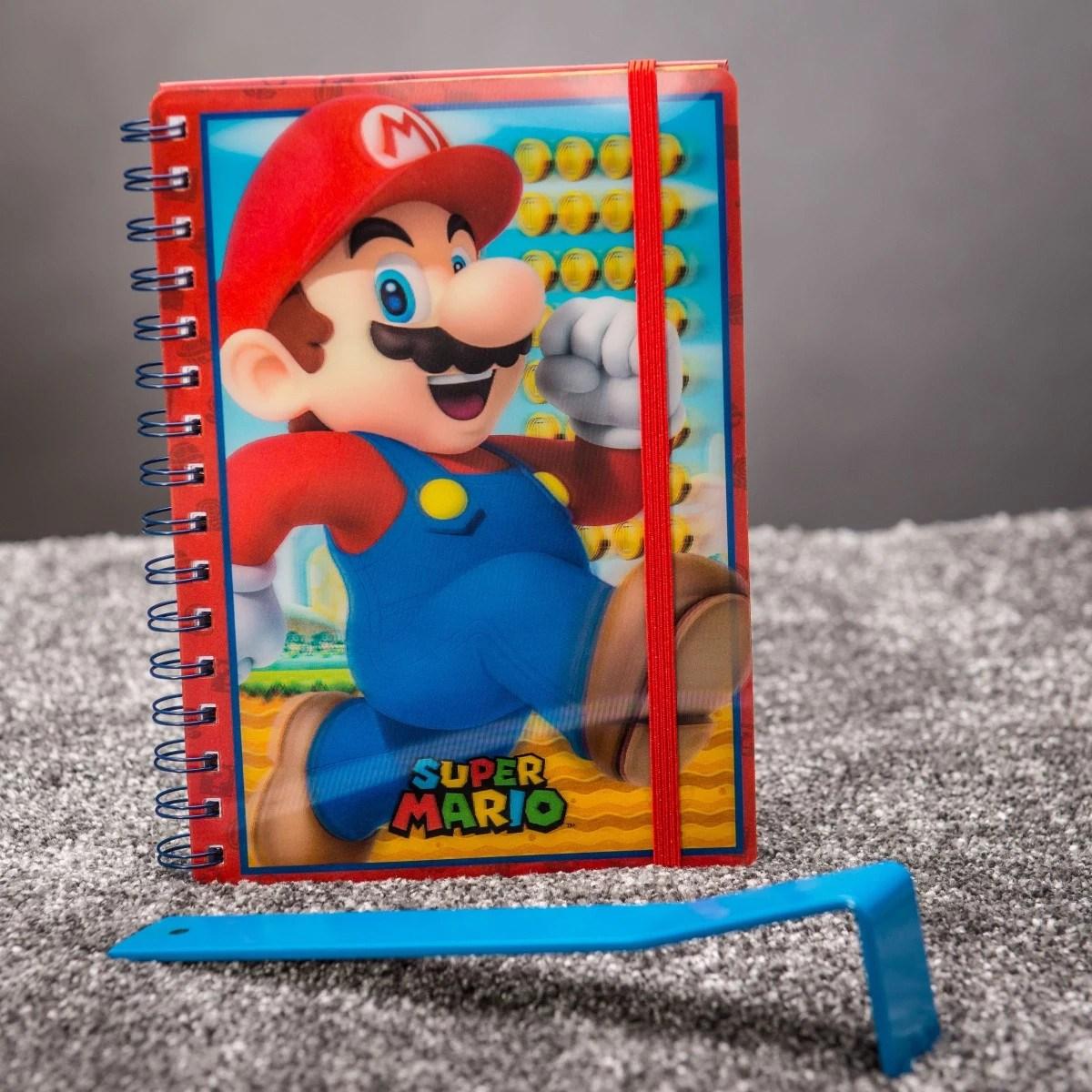 Bedna pro fanouška hry Super Mario