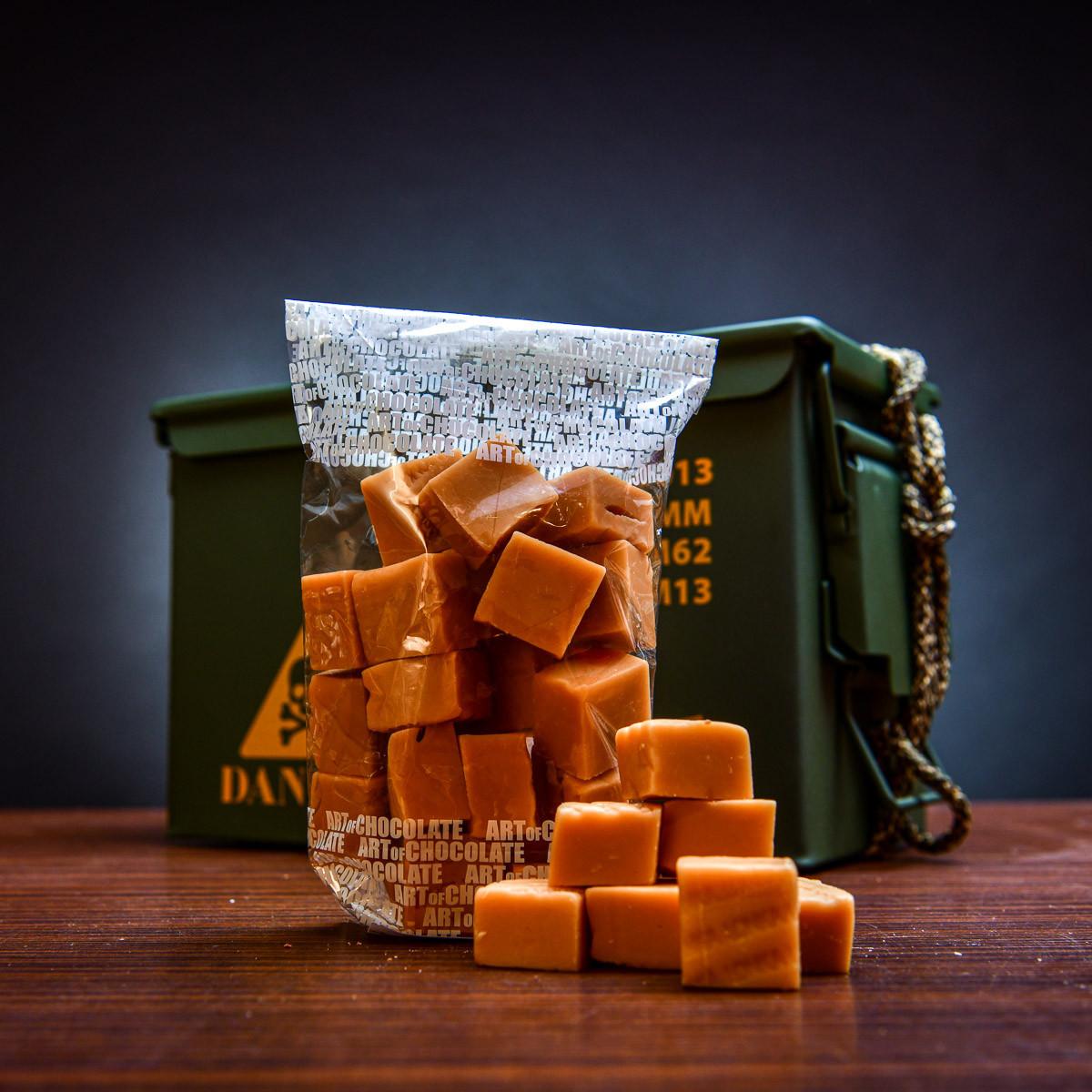 Armyboxeo plné čokolády
