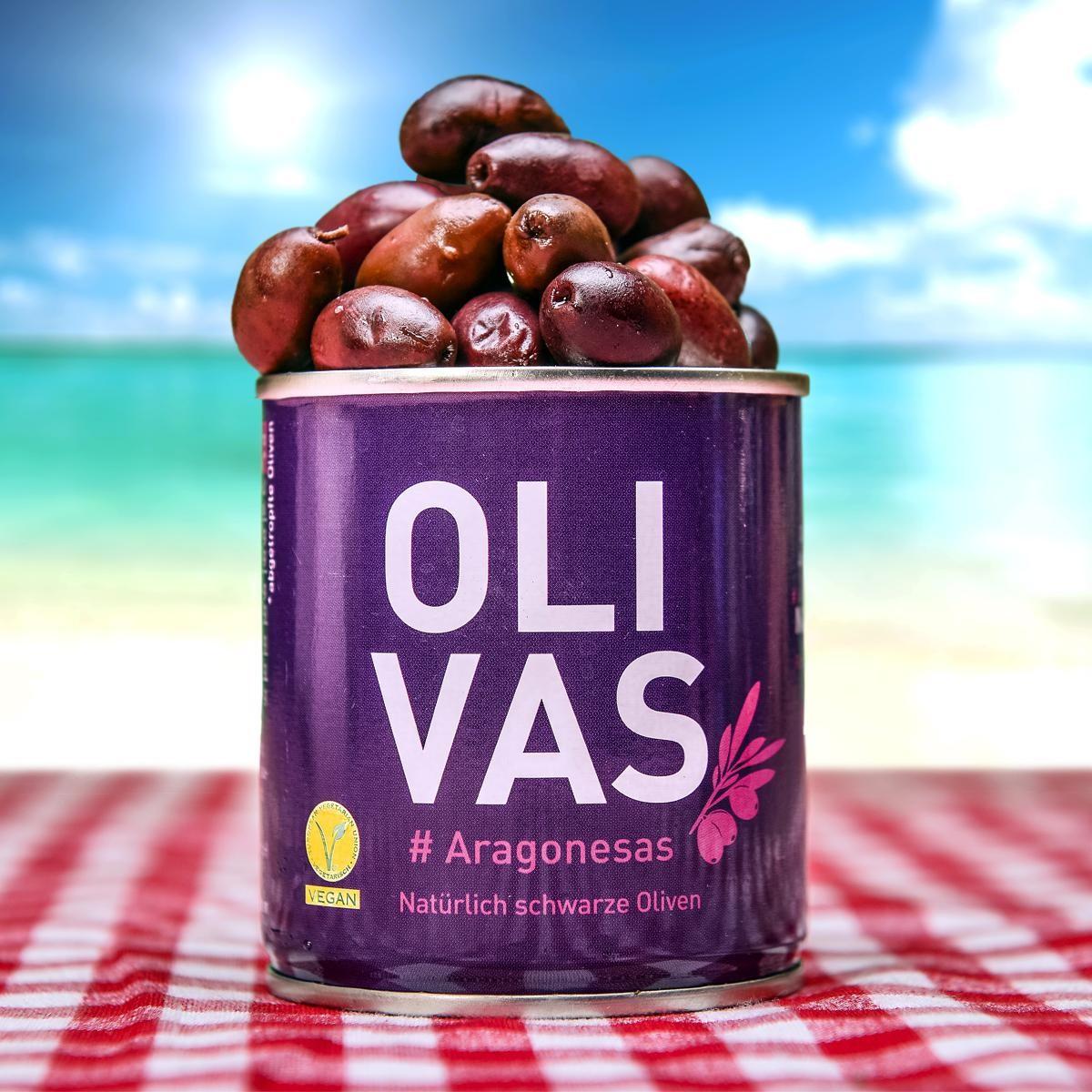 cerne olivy s cesnekem ze spanelska olivas aragonesas 80g.jpg