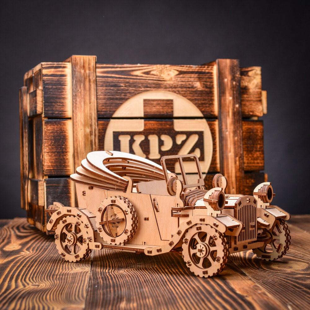 KPZ Retrocar