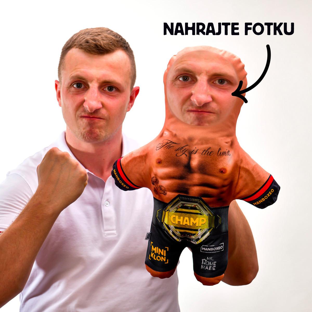 MiniKlon MMA Fighter