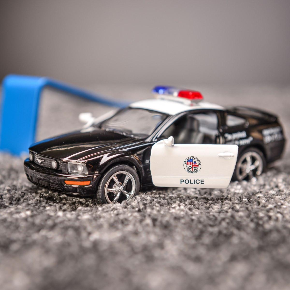 Kidboxeo pro malého policistu XXL