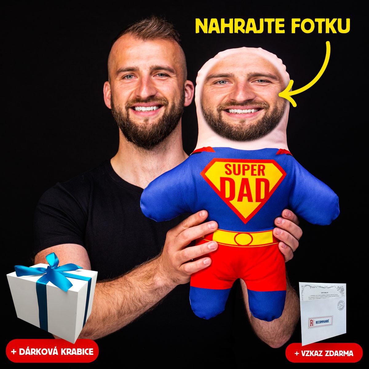 MiniKlon Super Táta v dárkové krabici