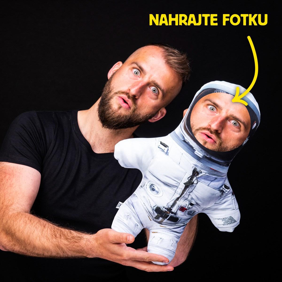 Miniklon Astronaut ve skafandru