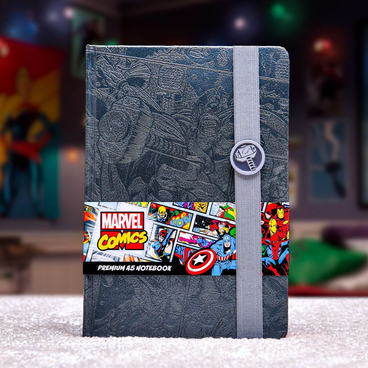 Marvel Avengers Kidboxeo