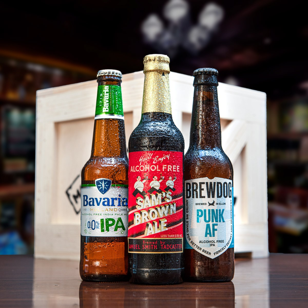 Nealko Bedna pro pivaře