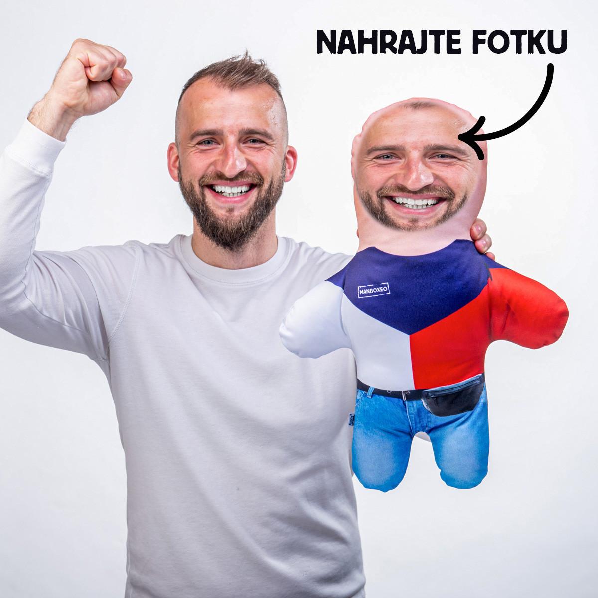 MiniKlon Hokejový fanda