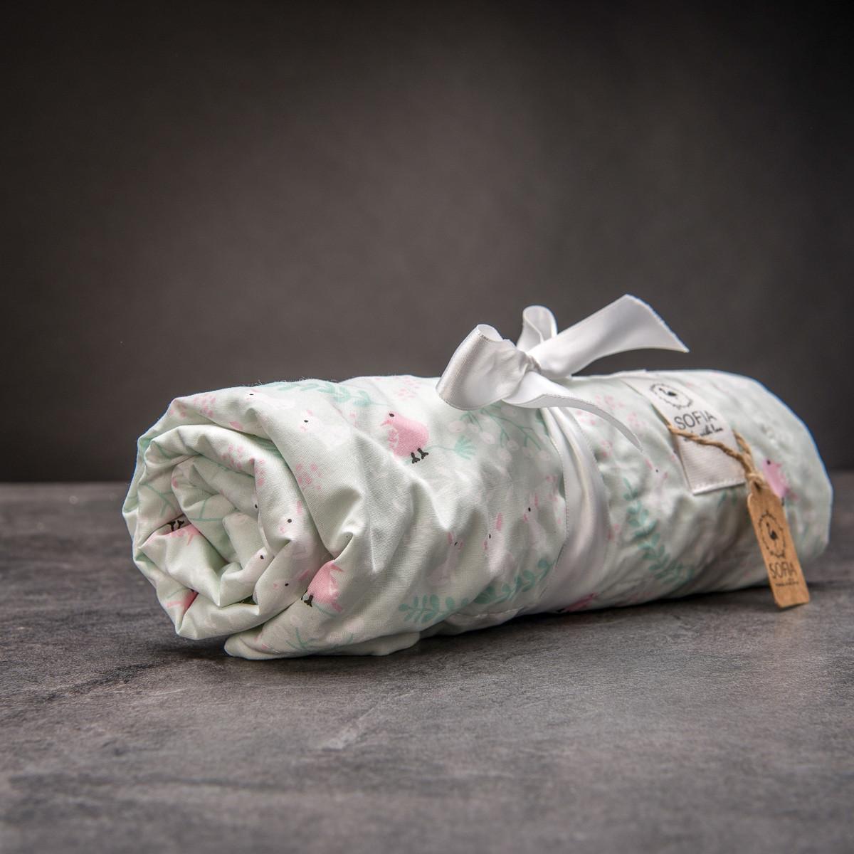 Set praktických doplňků pro miminka růžová