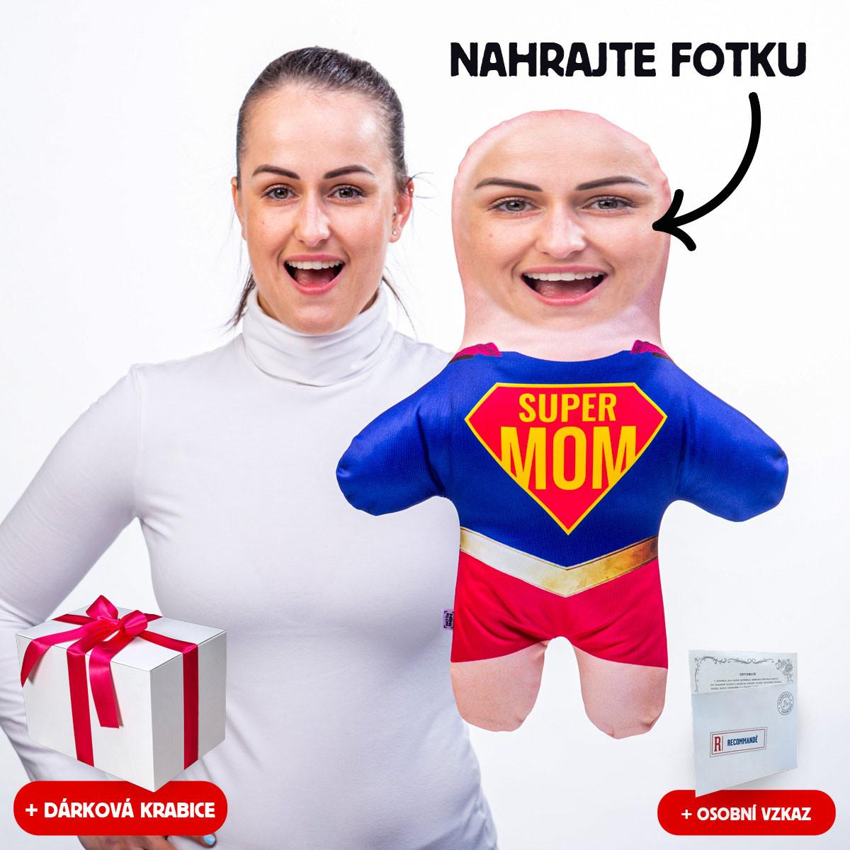 MiniKlon Super Máma v dárkové krabici