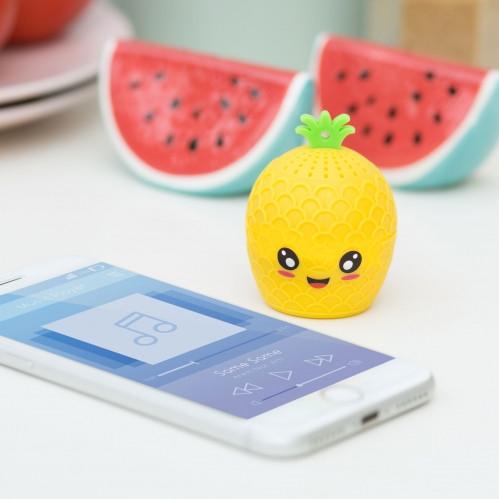 Repráček Mini Food Speaker - Pineapple