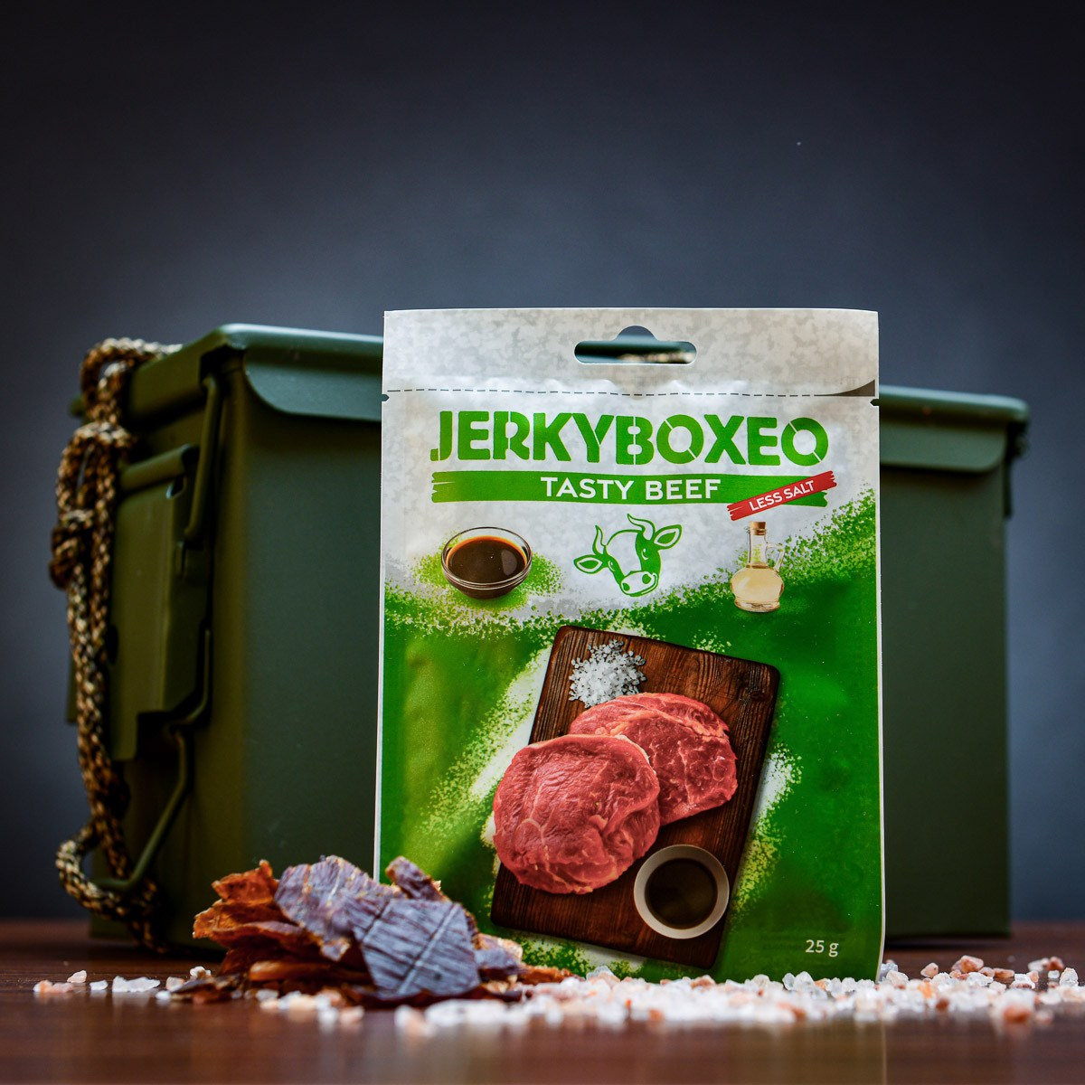 Armyboxeo Snack