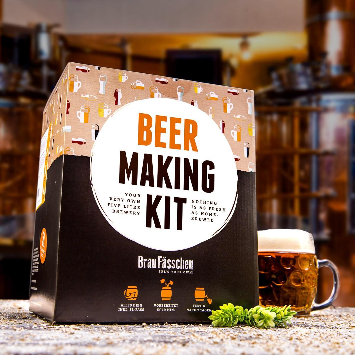 Domácí pivovar