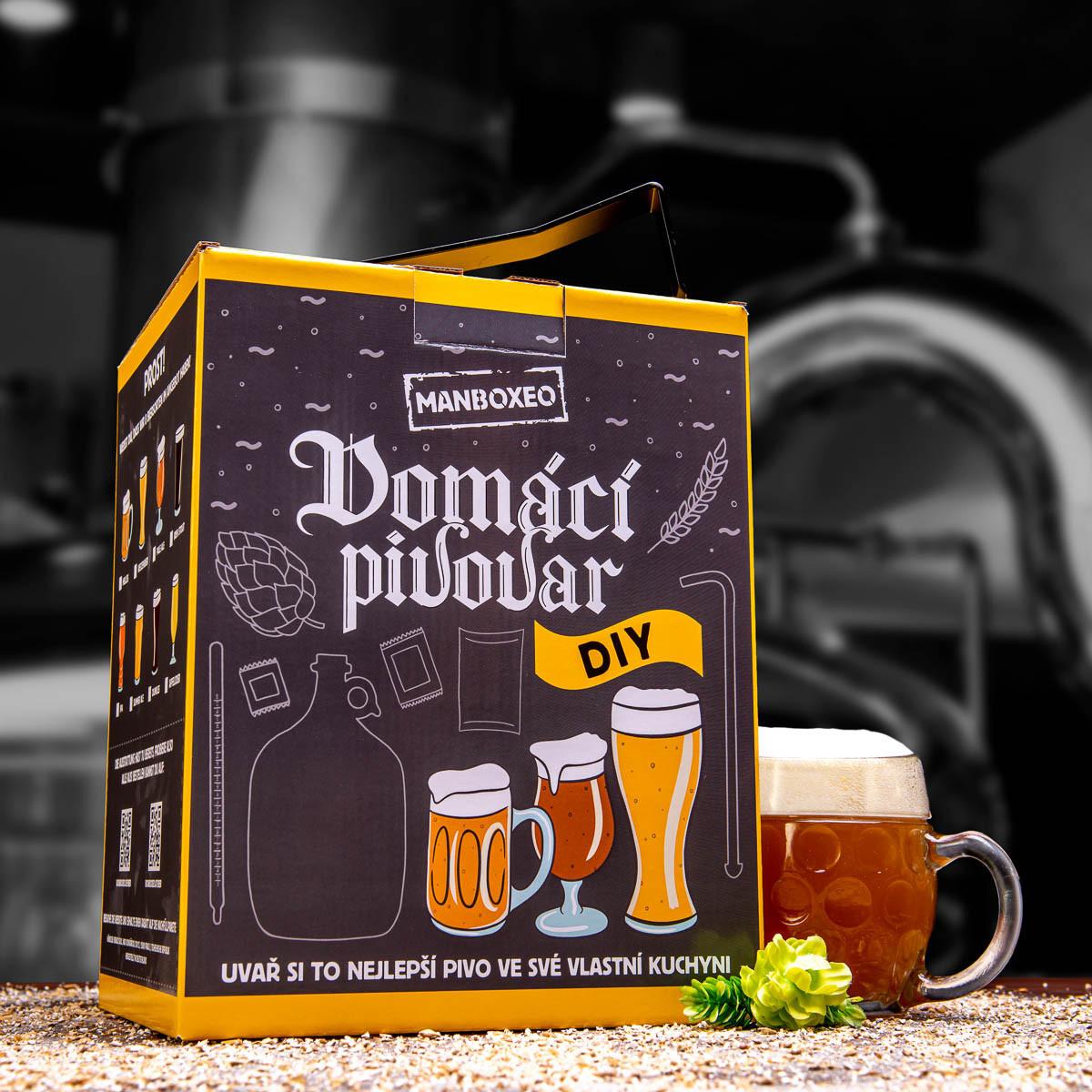 Domácí pivovar pro pokročilé