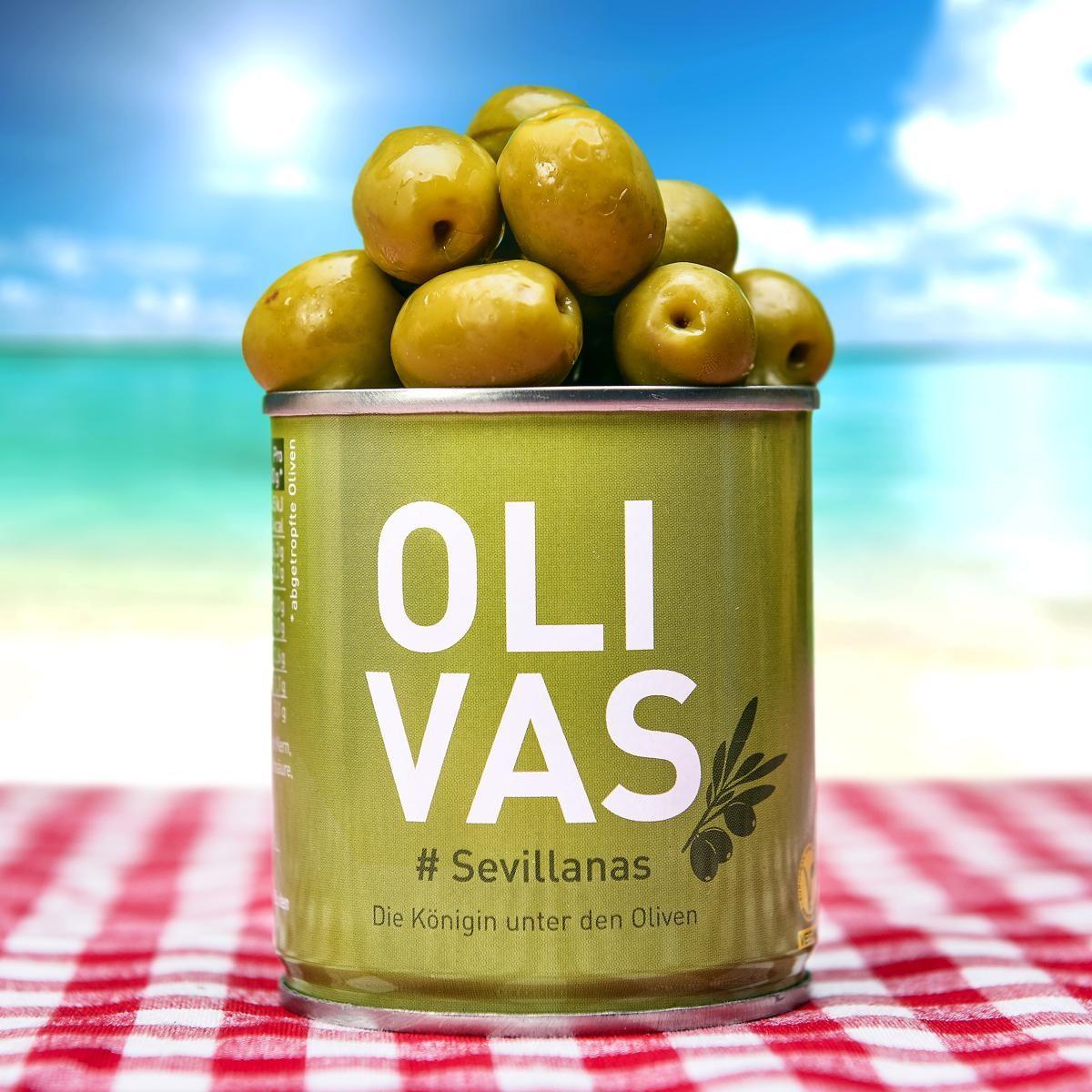 zelene olivy ze spanelska olivas sevillanas 80g.jpg