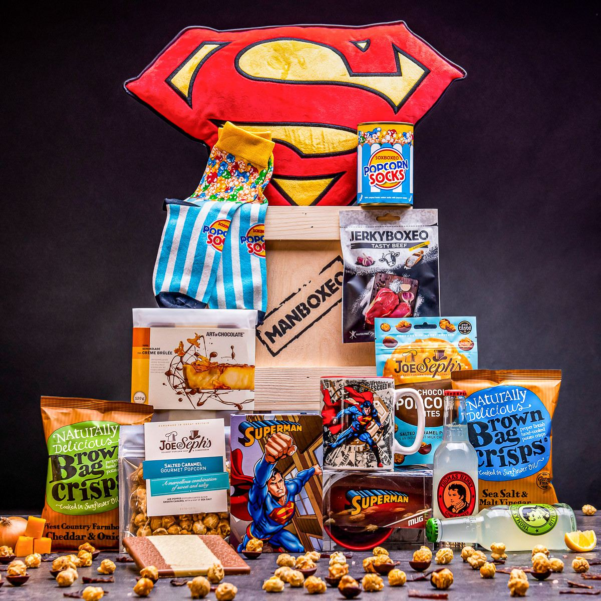 Bedna pro fanouška Supermana