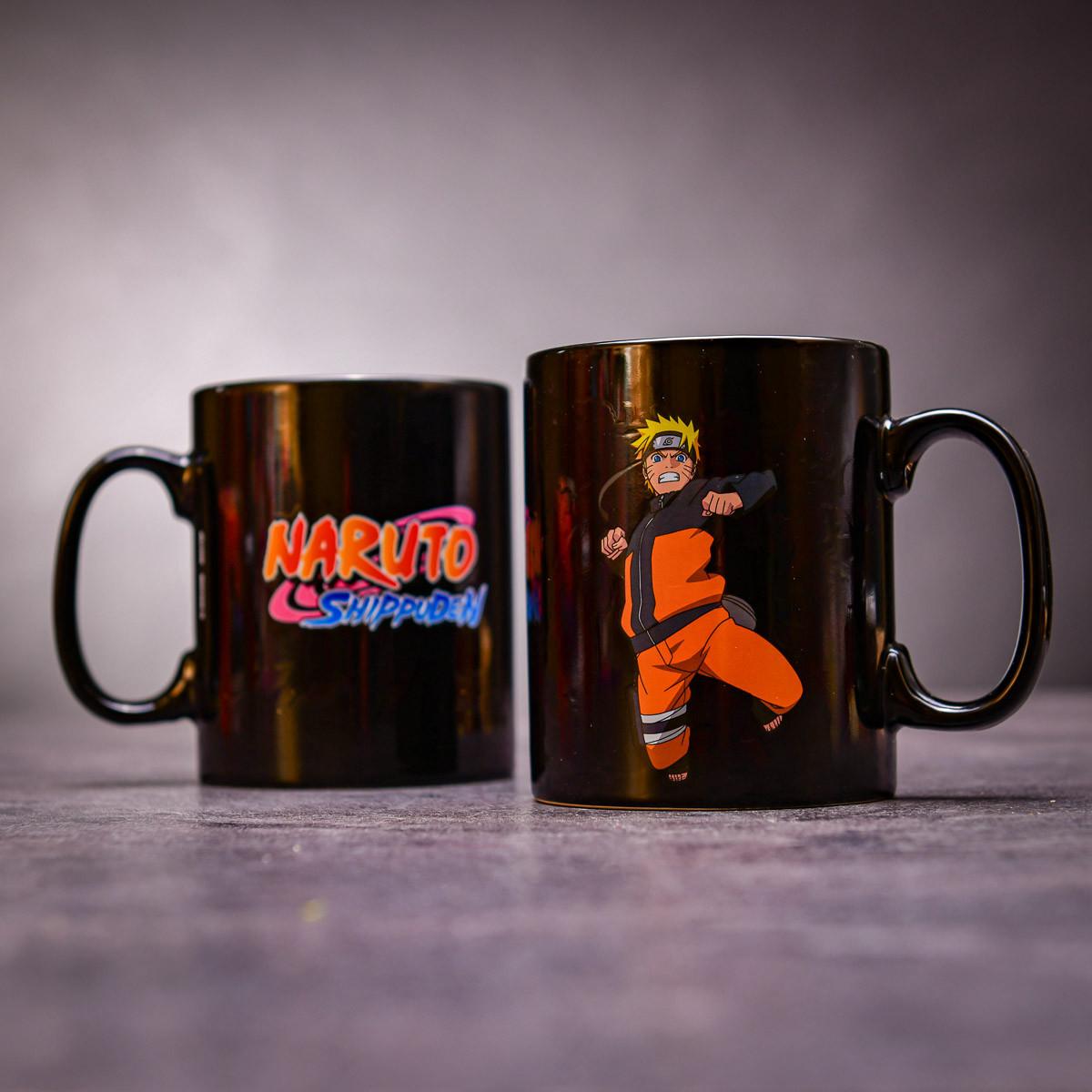 Bedna pro fanouška mangy Naruto