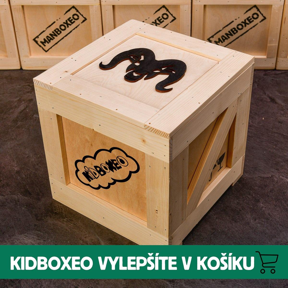 Společné fotografie ke klučičím Kidboxeo