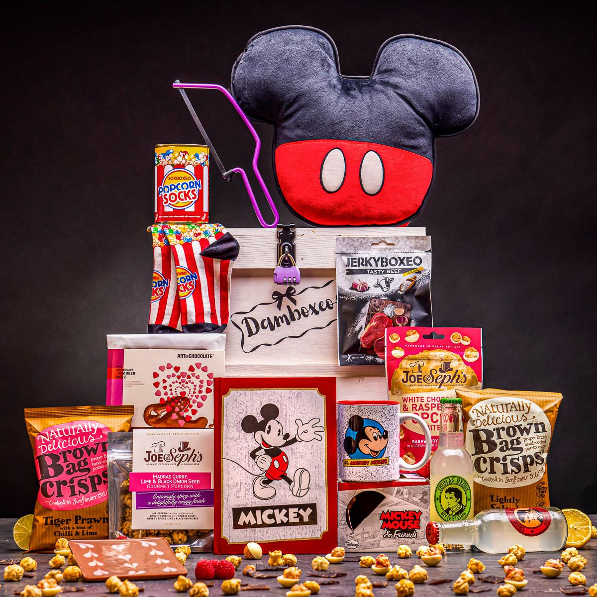 Truhla pro fanynku Mickey Mouse