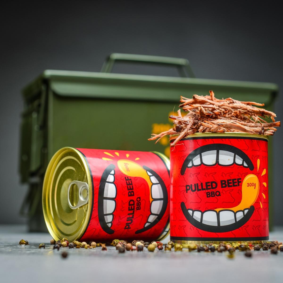 Armyboxeo pro masožravce