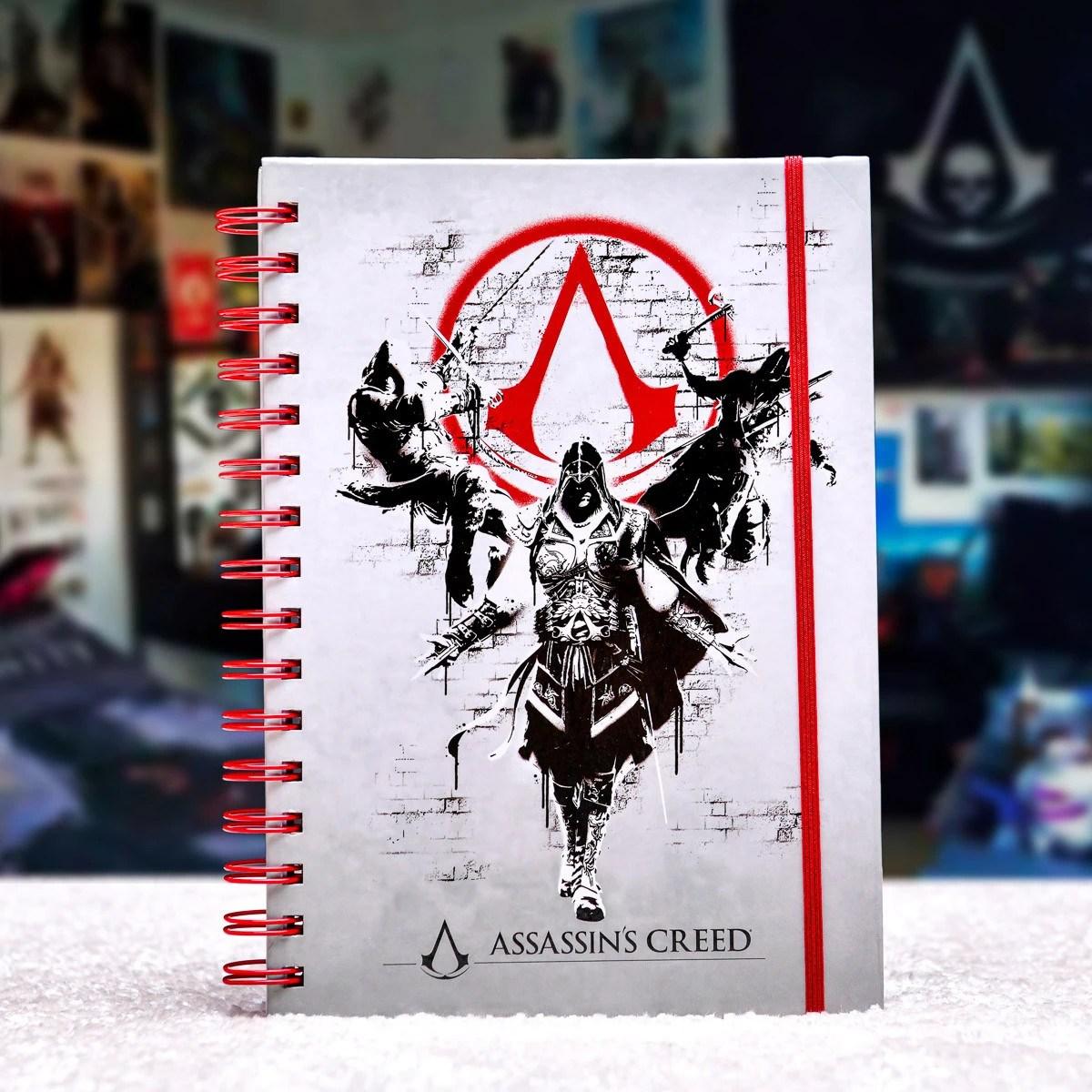 Bedna pro fanouška Assassin's Creed