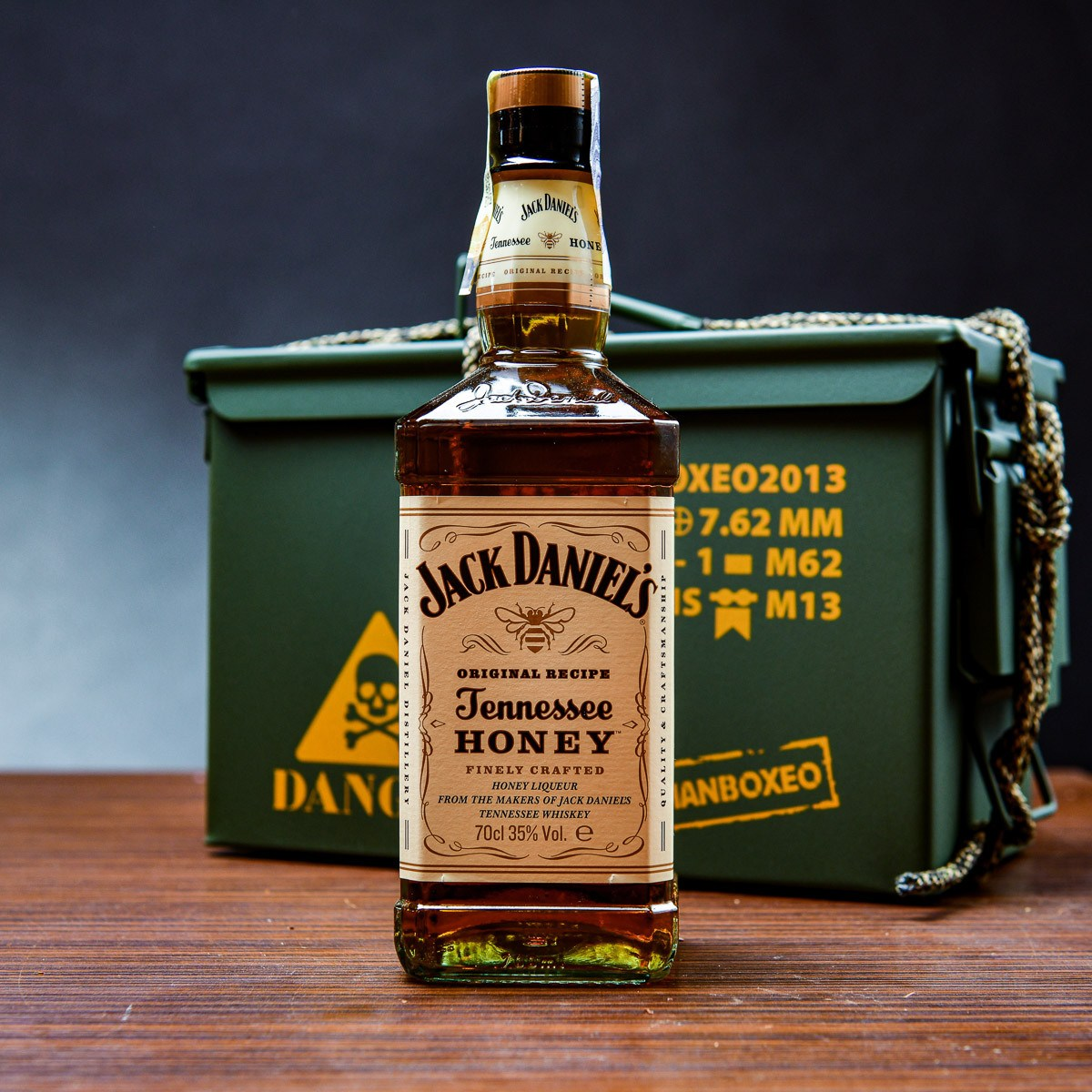 Armyboxeo Jack Daniel's Honey