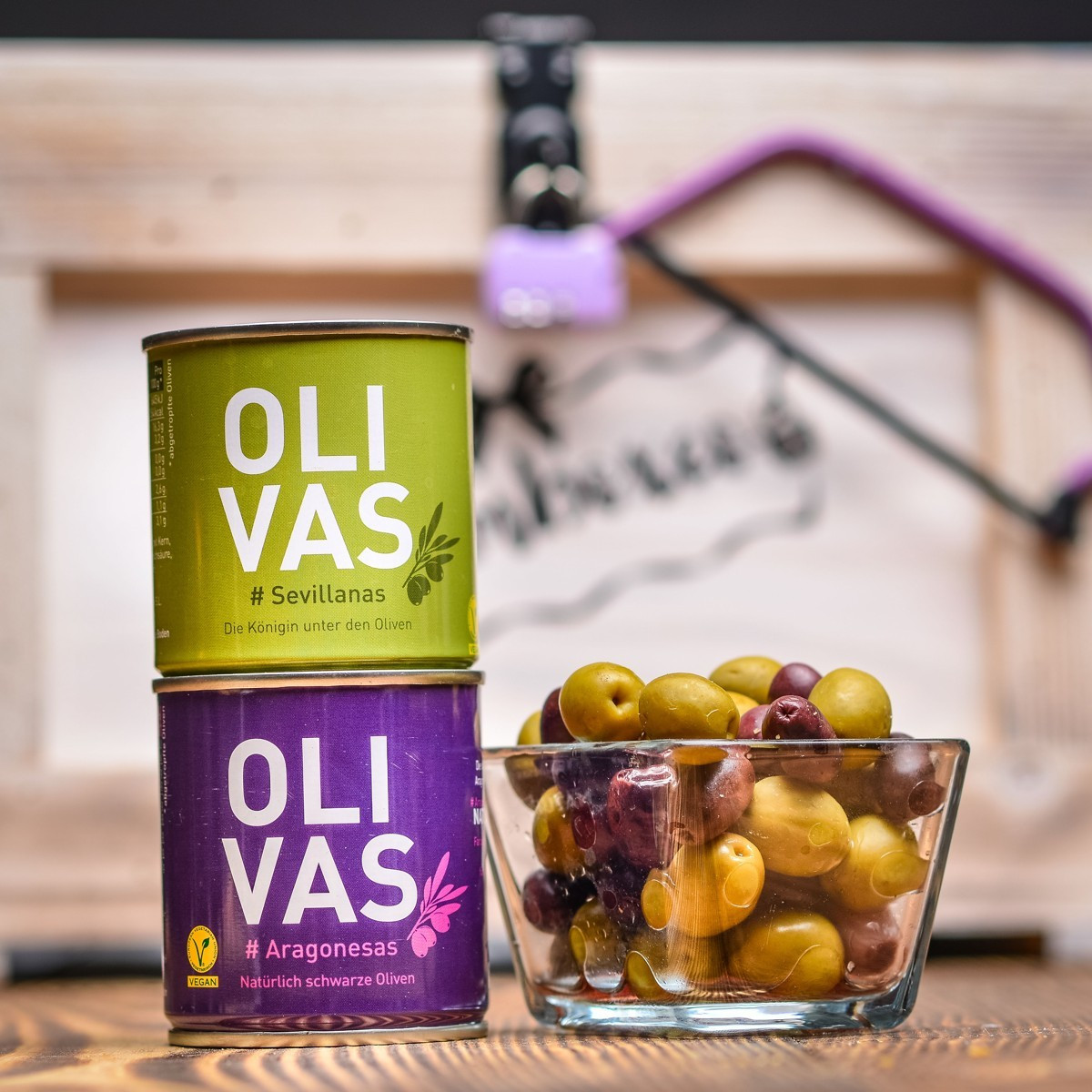 zelene olivy olivas sevillanas a cerne olivy olivas saragonesas 80 g.JPG