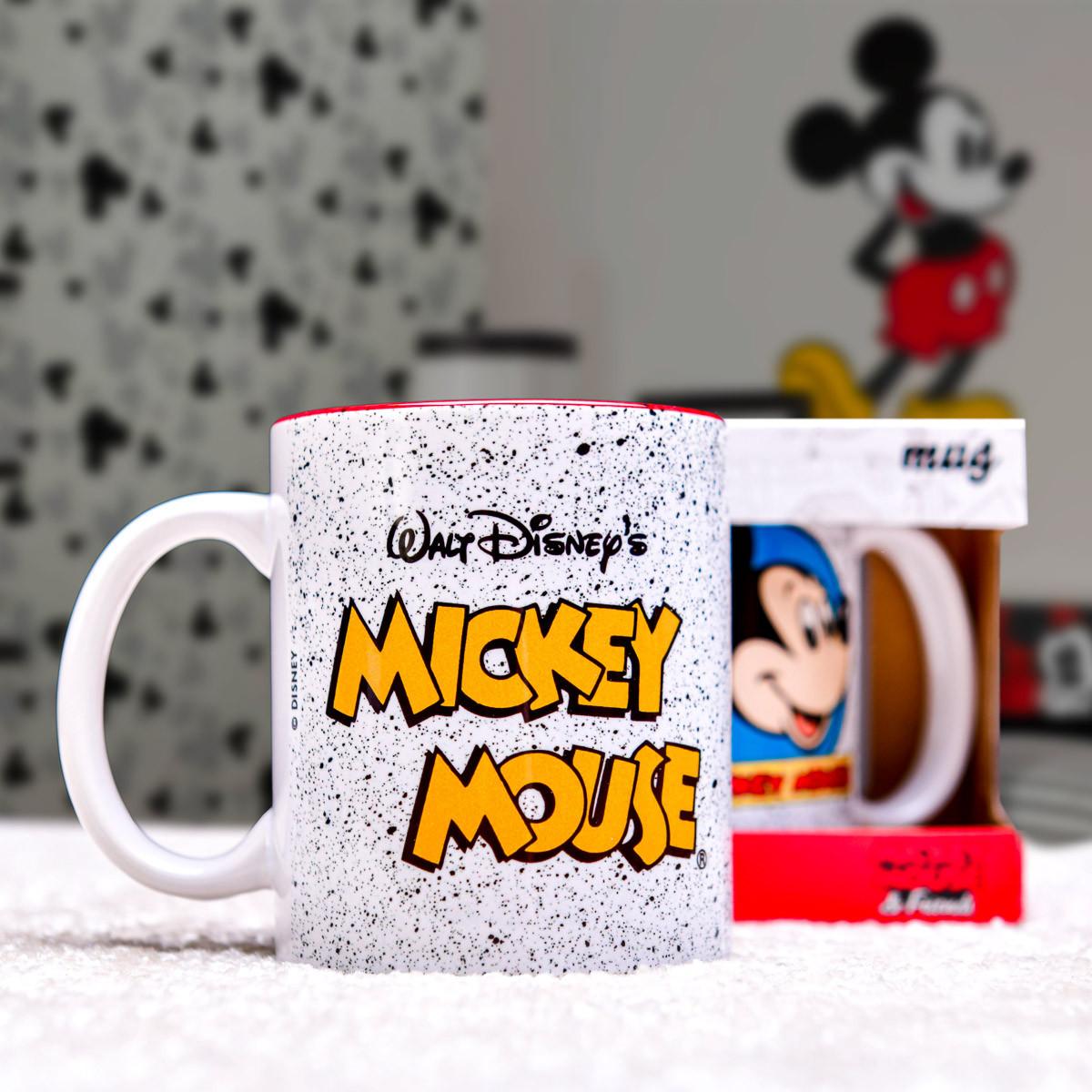 Kidboxeo s Mickey Mousem